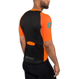 Alé Cycling Klimatik Klima SS Jersey Herren flou orange